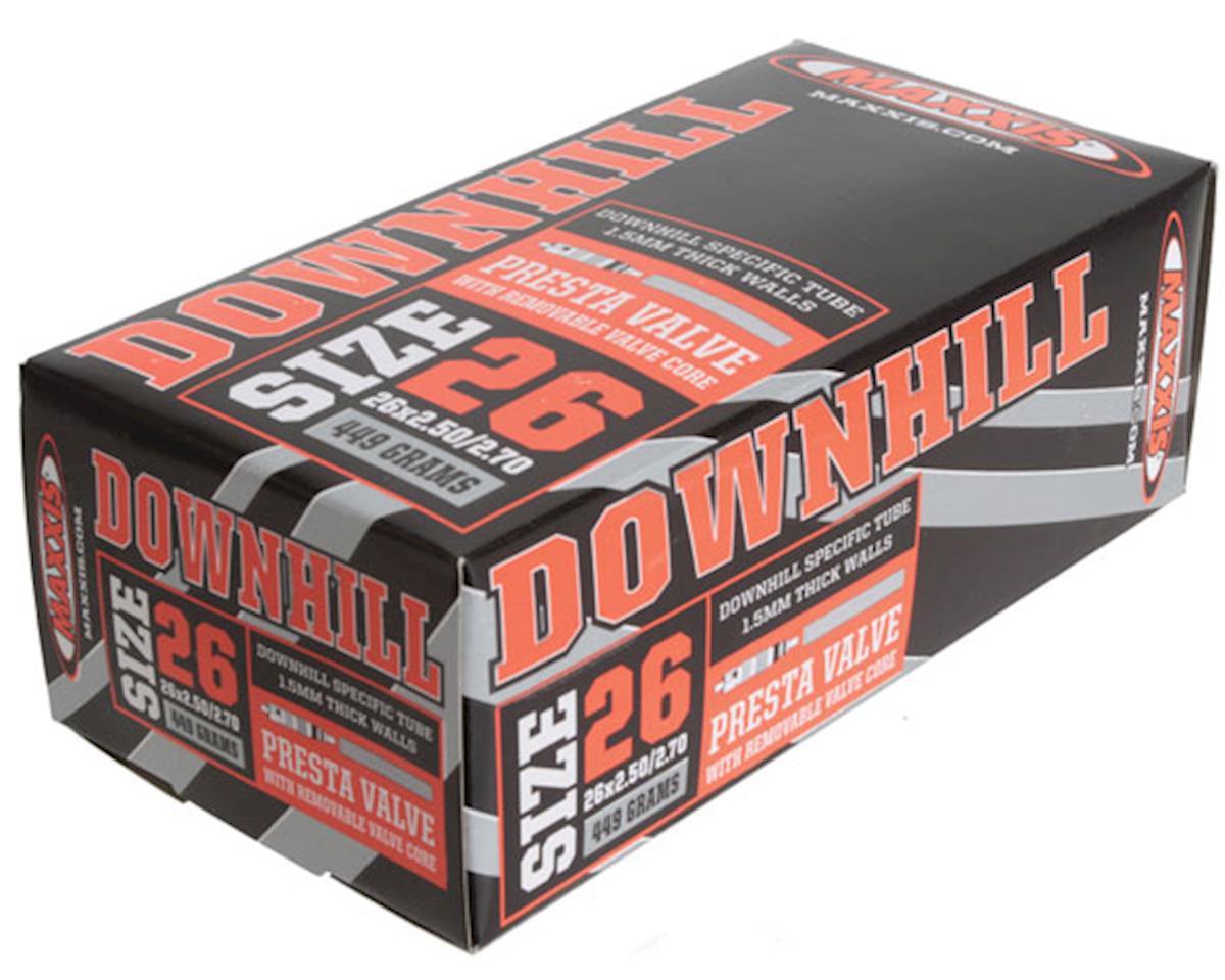 Maxxis Downhill Tube (26 x 2.50-2.70) (Presta Valve)