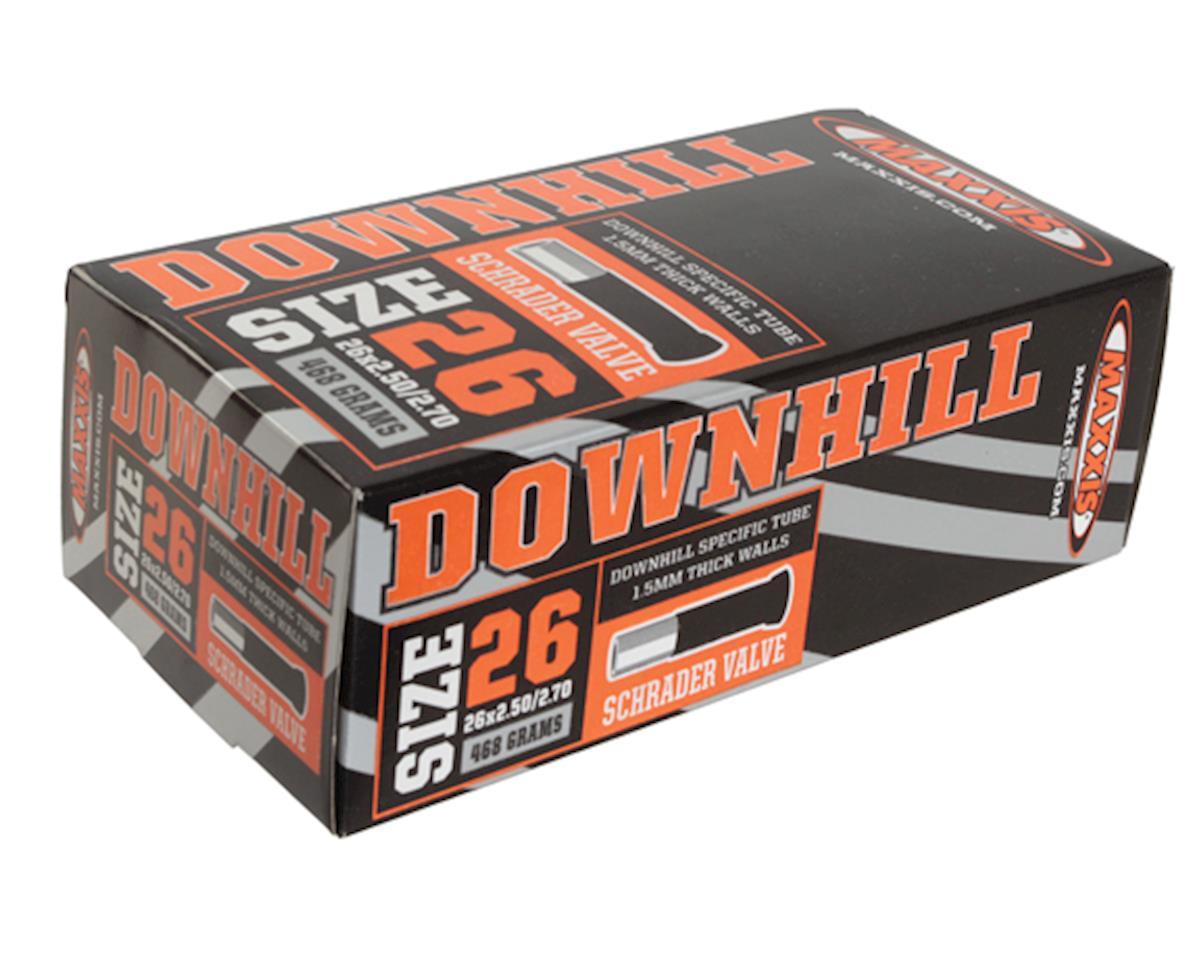 Maxxis Downhill Tube (26 x 2.5-2.7) (Schrader Valve)