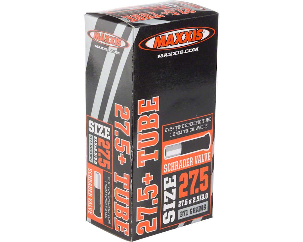 Maxxis Fat/Plus Tube (27.5 x 2.5-3.0) (Schrader Valve)