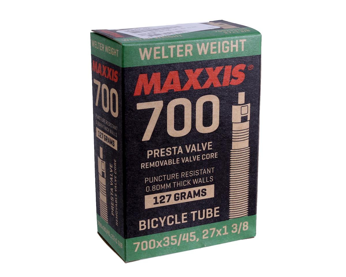 Maxxis Welterweight Tube (700 x 35-45) (Presta Vavle) (36mm Valve Length)