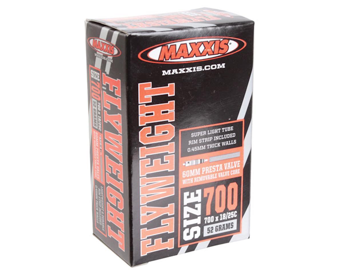 Maxxis Flyweight Tube (700 x 18-25) (Presta Valve) (60mm Valve Length)