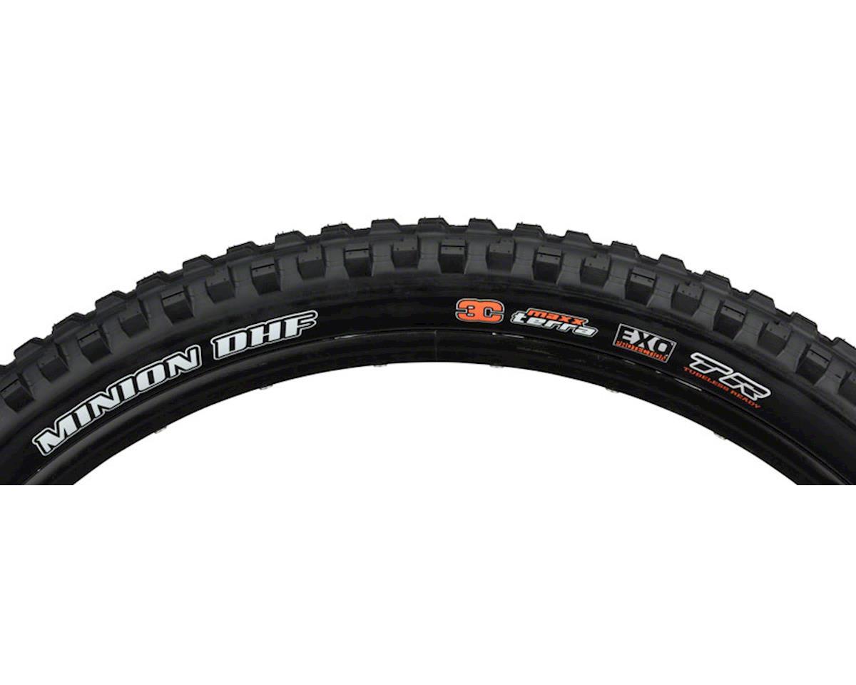 """Maxxis Minion DHF TLR MaxxTerra EXO Tire (24 x 2.40"""")"""