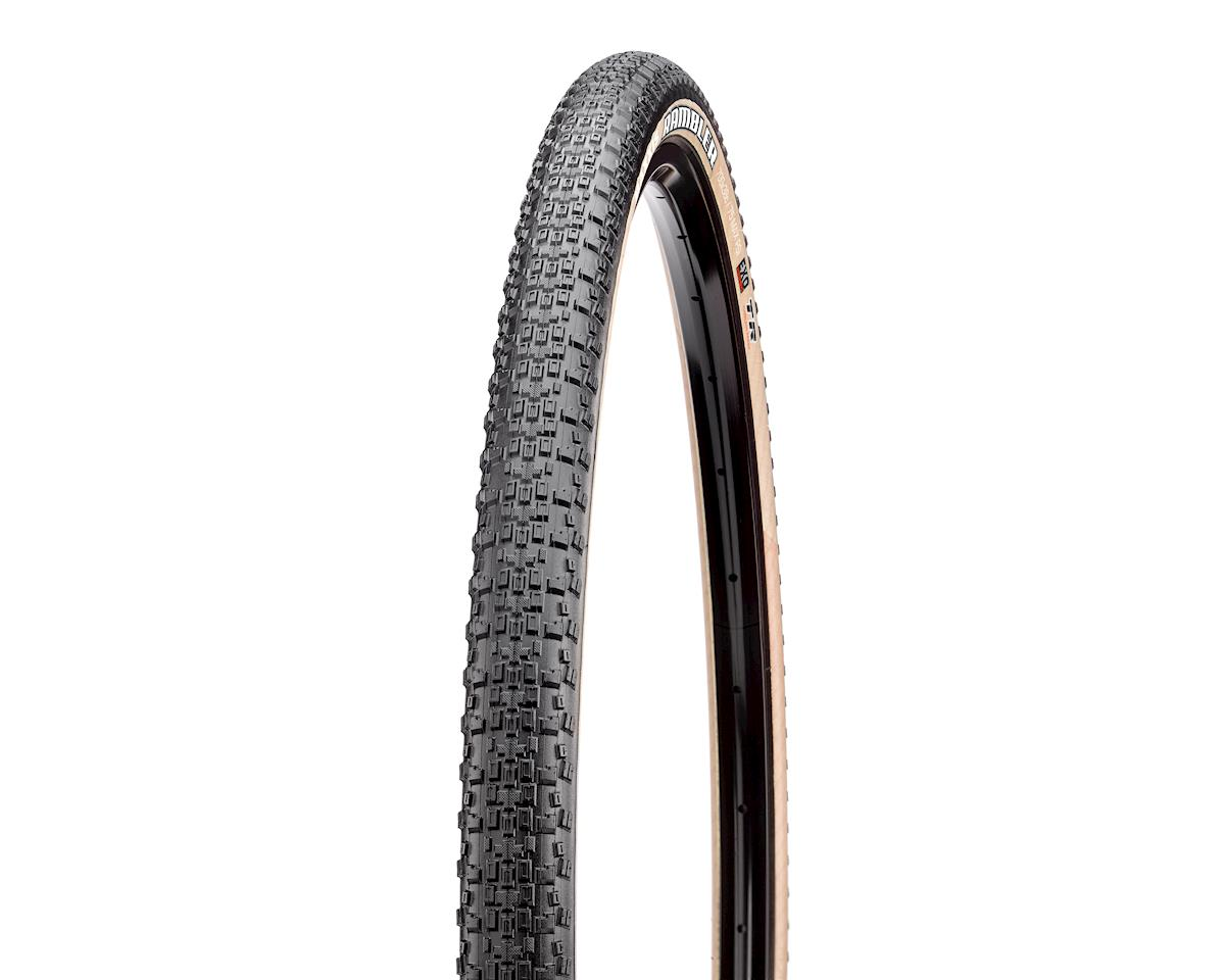 Maxxis Rambler Tubeless Tire (700 x 38) (Folding) (Dual Compound) (Exo)