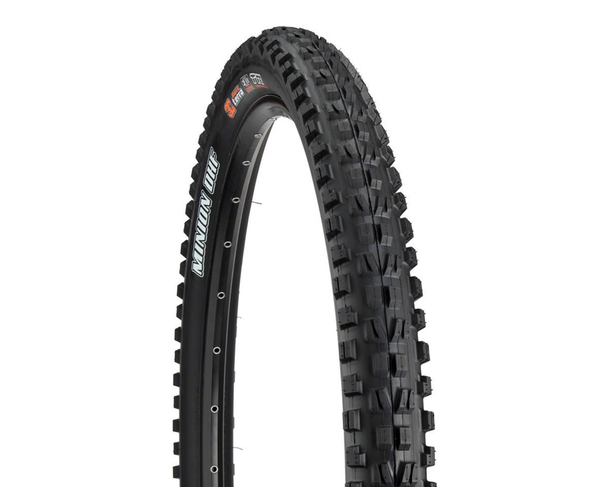 Maxxis Minion DHF MaxxTerra Plus Tire (3C/EXO+/TR) (27.5 x 2.80)