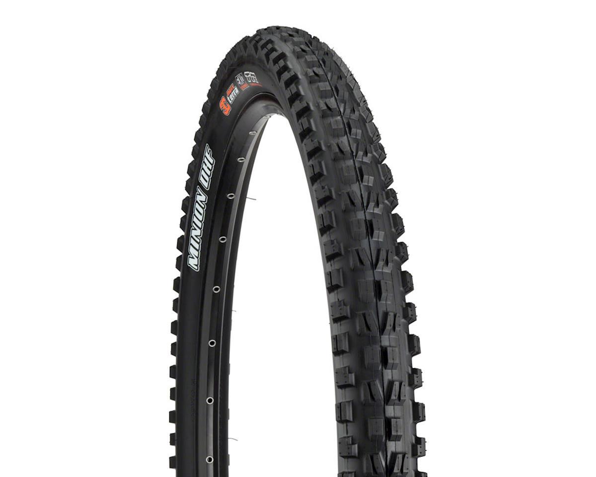 Maxxis Minion DHF MaxxTerra Tire (3C/EXO+/TR) (29 x 2.6 WT)