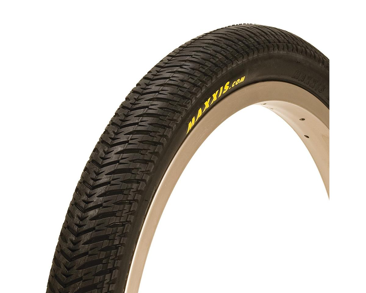Maxxis DTH Dual Compound Tire (Folding) (SilkWorm)