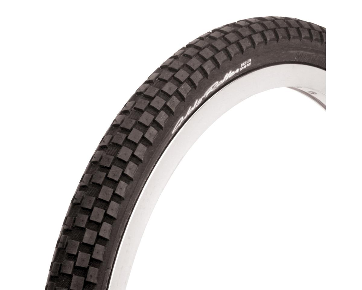 Holly Roller Single Compound Tire (Wire)