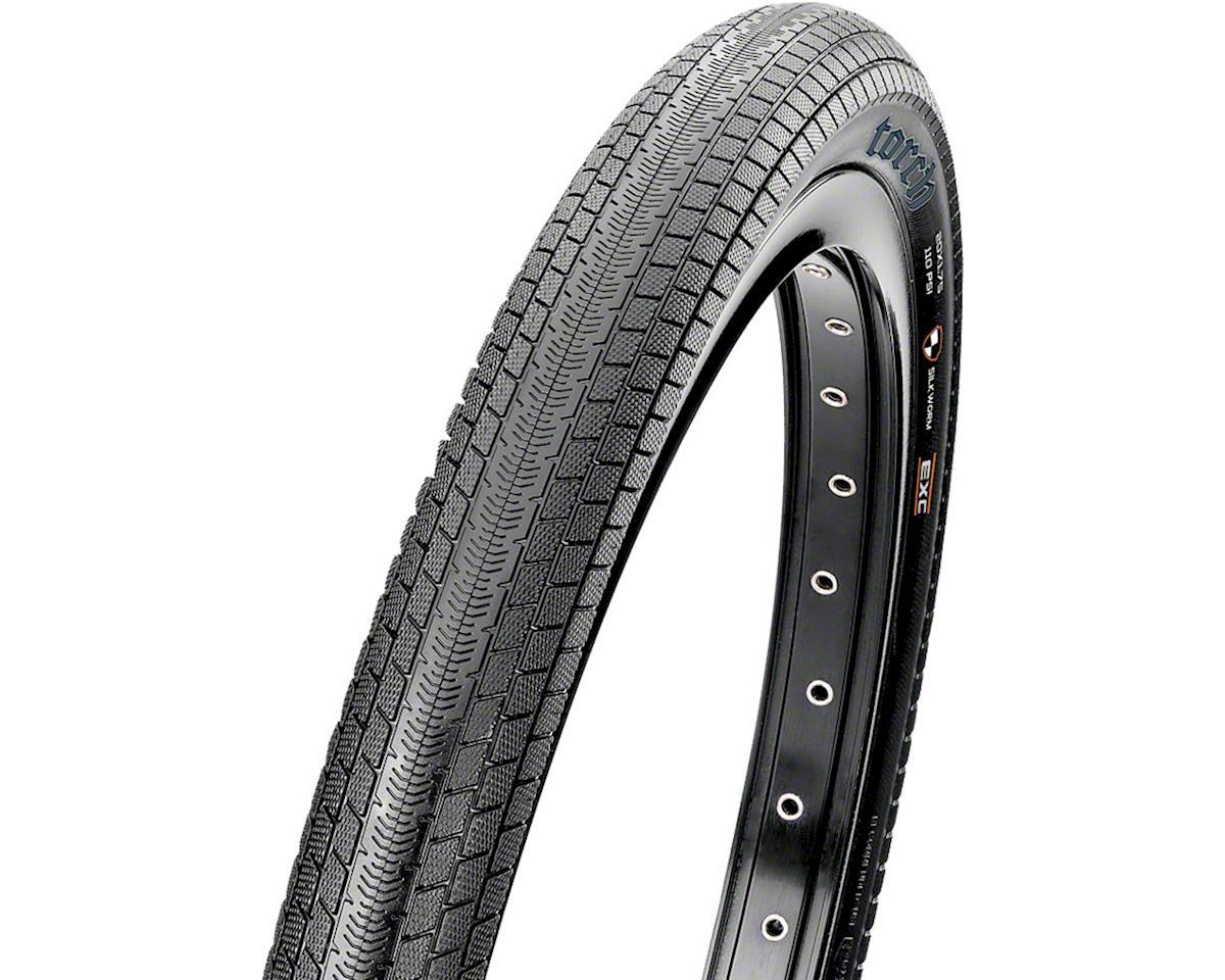 "Torch Tire: 20 x 1.95"", Folding, 120tpi, Dual Compound, SilkShield, Black"