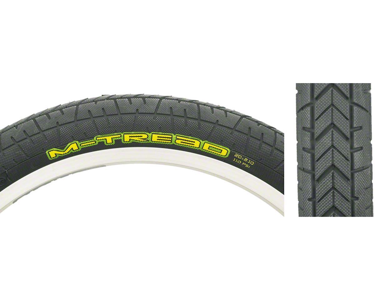 Maxxis M-Tread Tire (20 x 2.1) (Wire) (Single Compound)