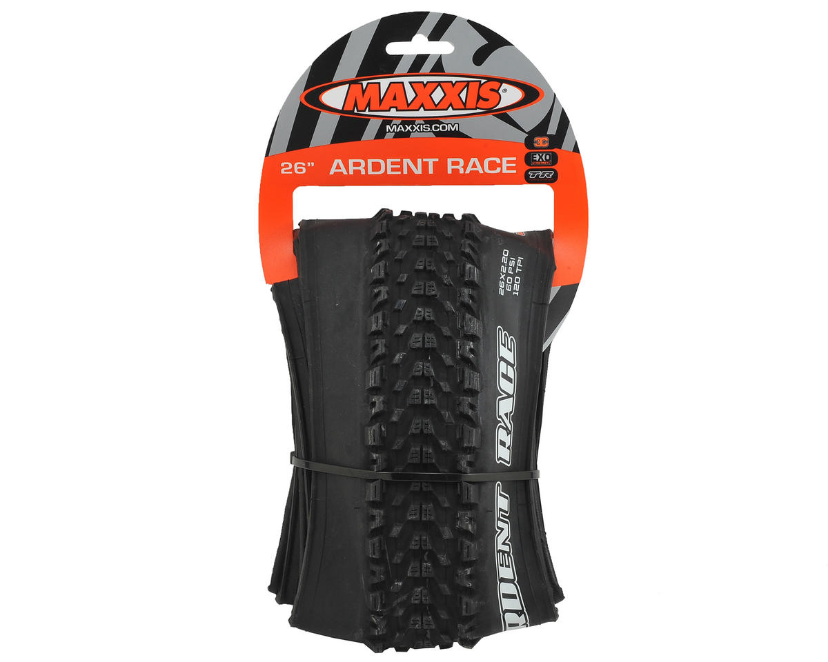 Maxxis Ardent Race Tire 3C EXO Tubeless Ready MTB Tire (26 x 2.2)