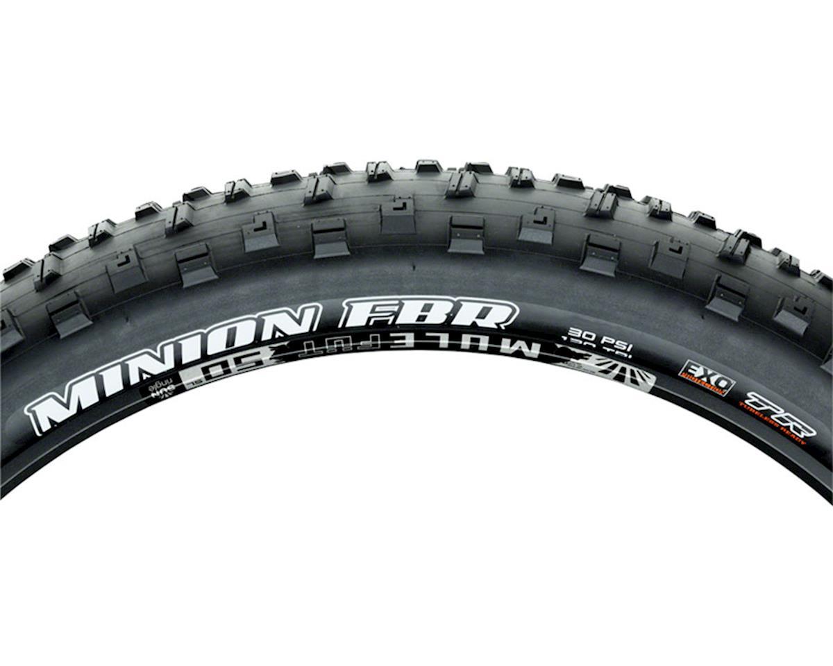 Maxxis Minion FBR Dual Compound MTB Tire (EXO/TR) (26 x 4.0)