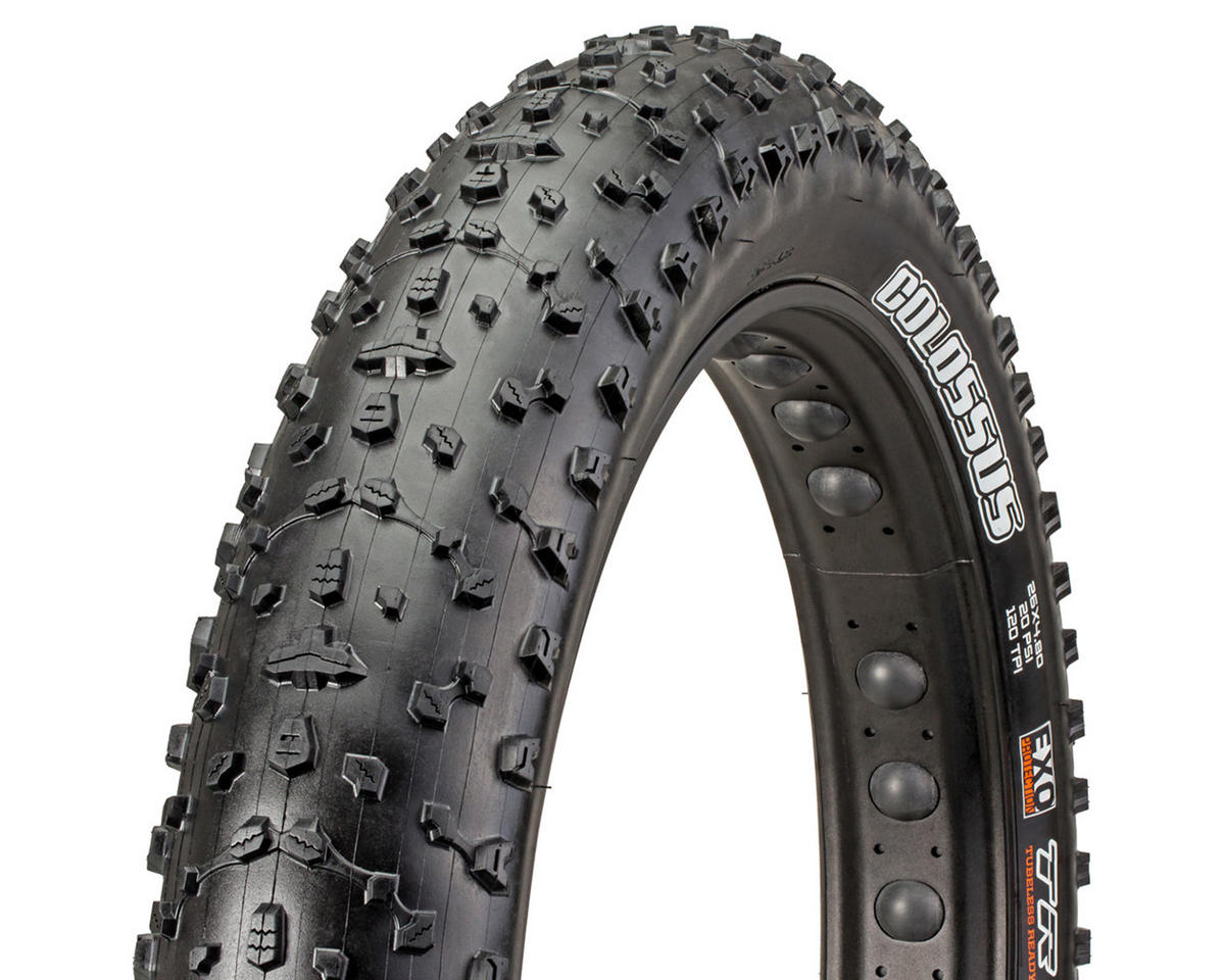 Colossus Fat Tire  (26 x 4.8) (Black)