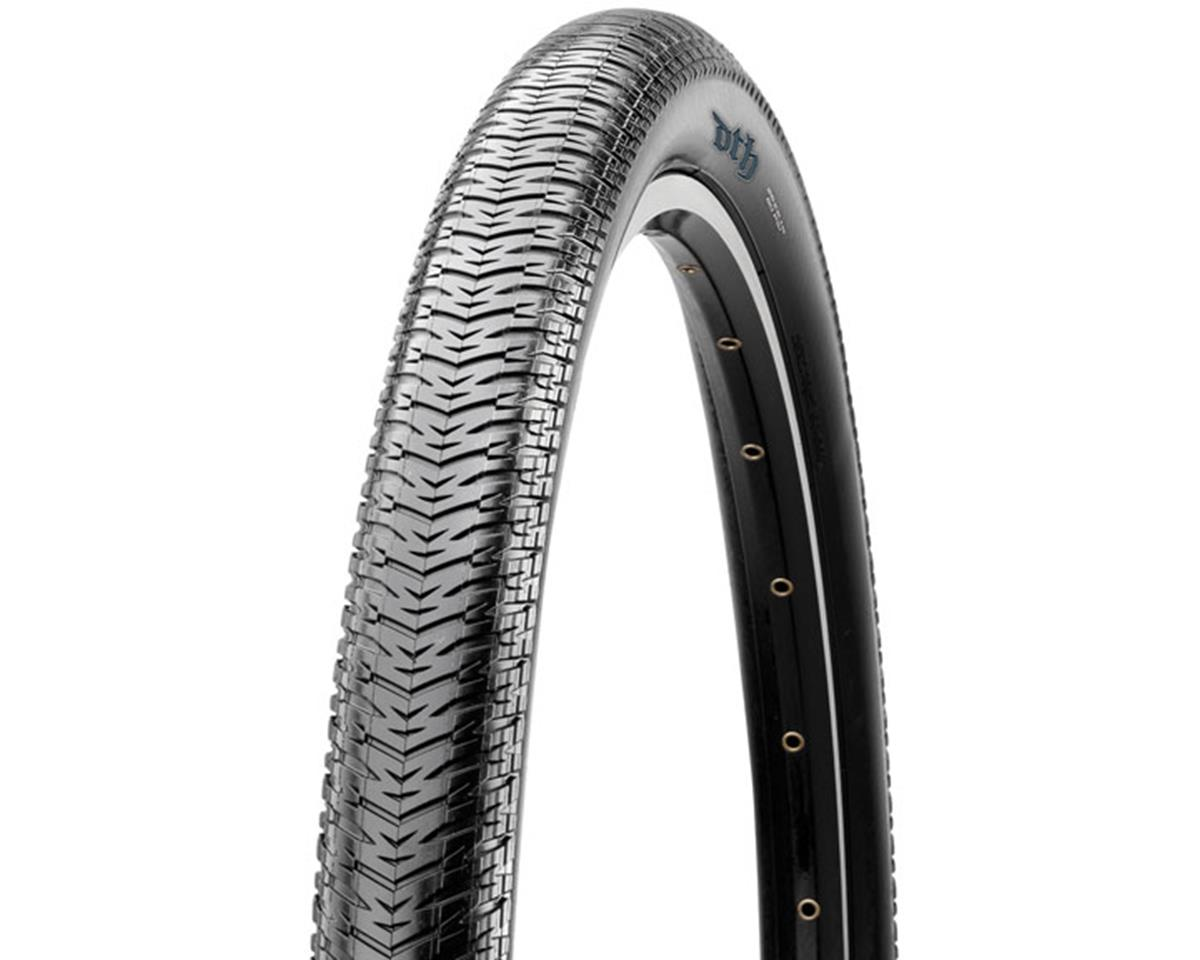 """Maxxis DTH Single Compound Tire (26 x 2.15"""") (Folding)"""