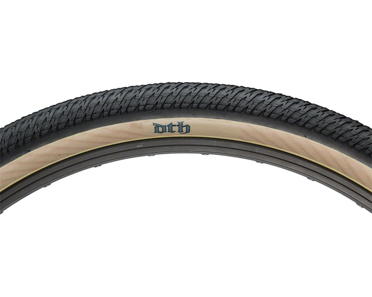Maxxis DTH Tire (Tanwall) (26 x 2.15) (Folding) (Single Compound)