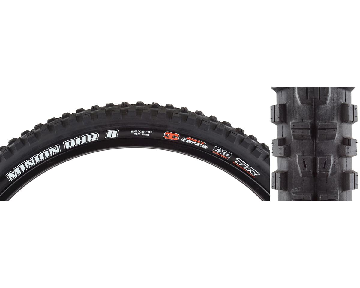 Maxxis Minion DHR II MaxxTerra Tire (WT) (3C/EXO/TR) (26 x 2.40) | relatedproducts