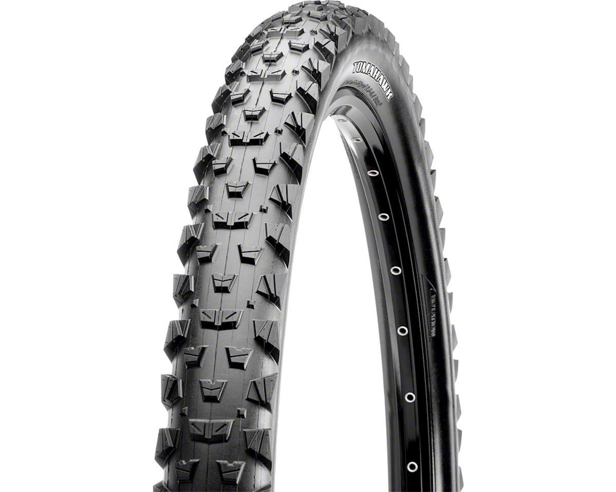 """Tomahawk Tire: 26 x 2.30"""", Folding, 60tpi, 3C, EXO, Tubeless Ready, Black"""