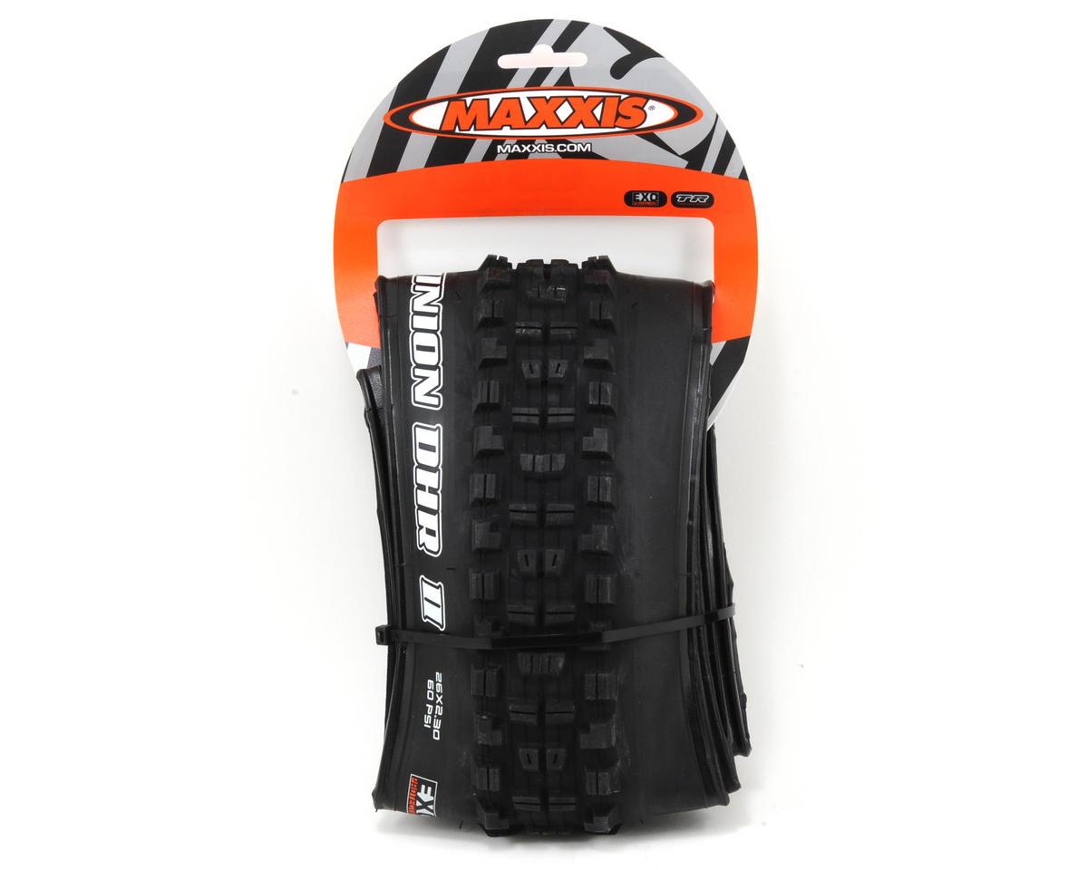 "Maxxis Minion DHR II 26"" EXO Tubeless Tire (Dual) (26 x 2.3)"