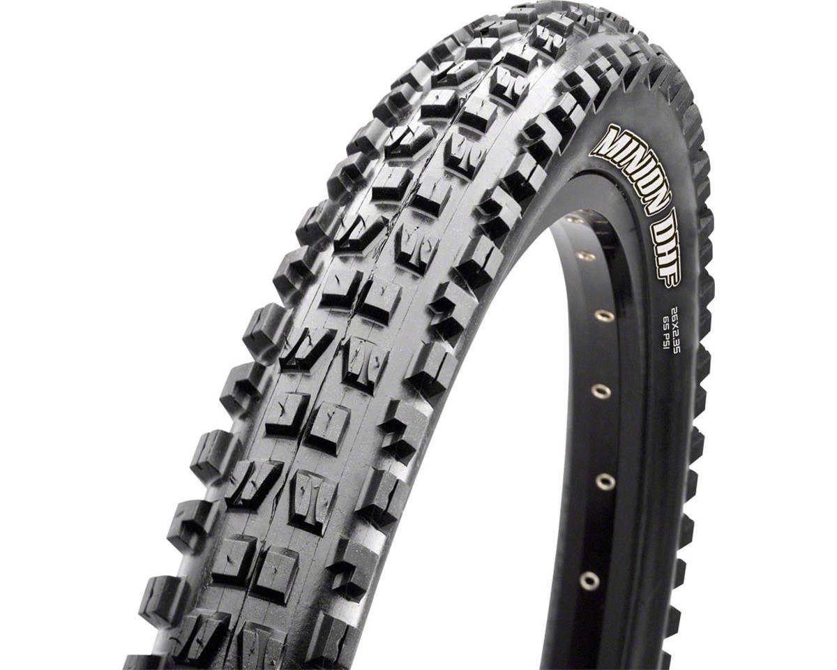 Maxxis Minion-DHF MaxxTerra MTB Tire (3C/EXO/TR) (26 X 2.3)