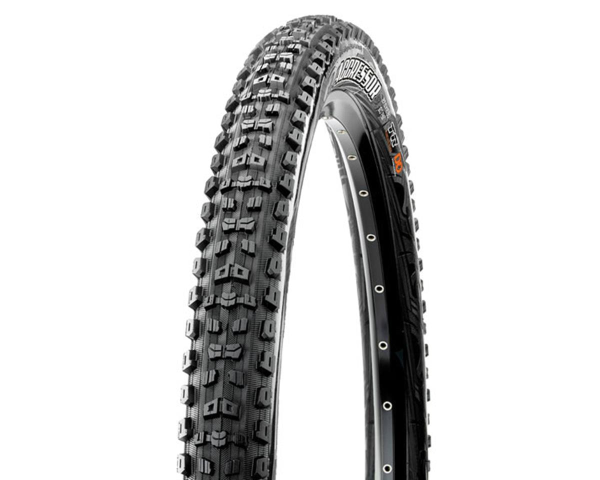 Maxxis Aggressor Dual Compound MTB Tire (EXO/TR) (26 x 2.3)