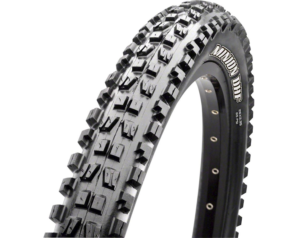 Maxxis Minion DHF Single Compound MTB Tire (WT) (EXO) (26 x 2.50)