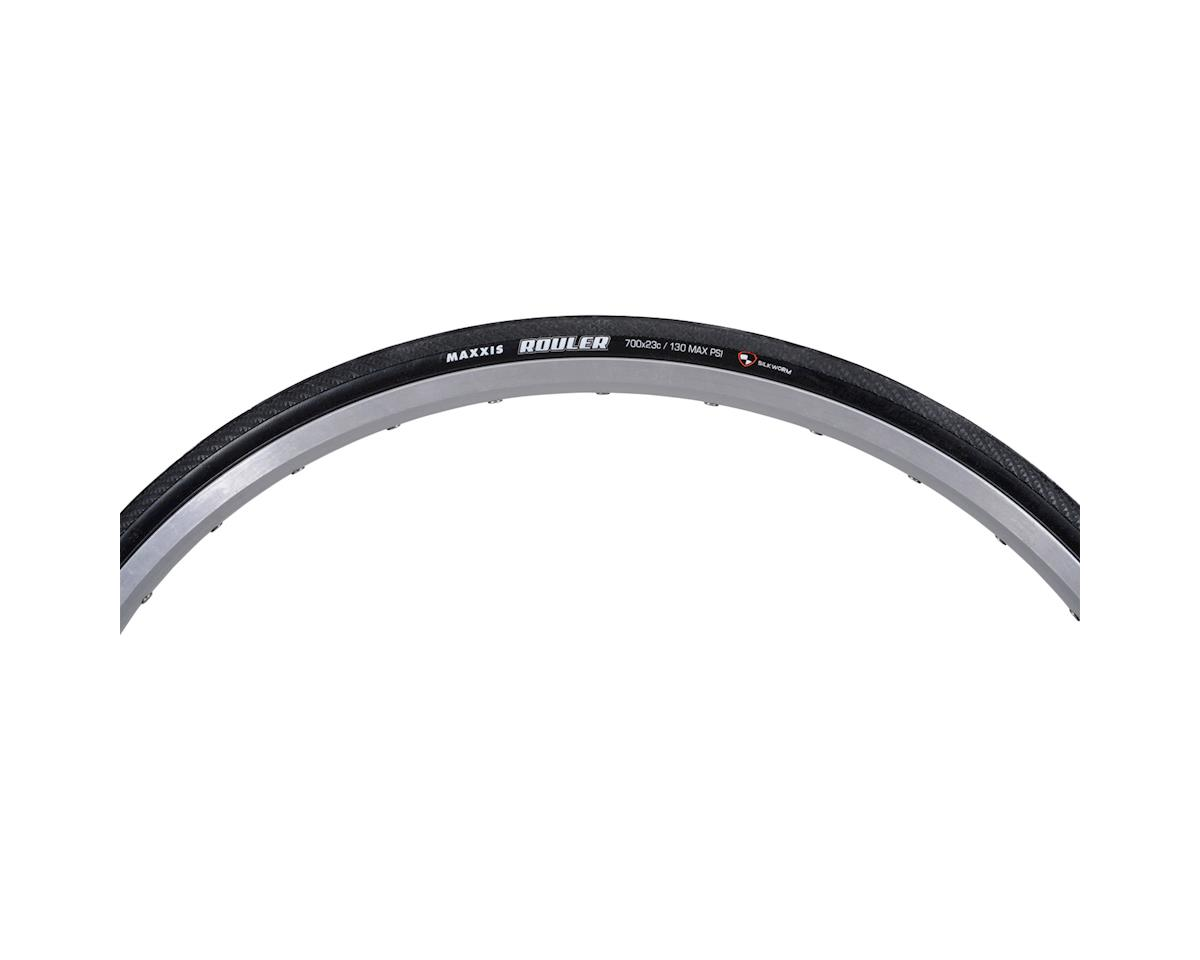 Image 3 for Maxxis Tires Max Rouler 700X23 Blk Fold