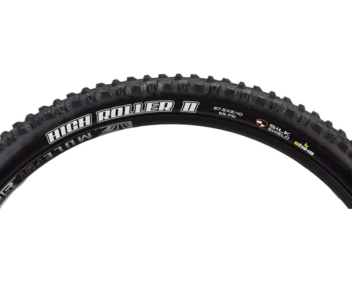 "Maxxis High Roller II 27.5"" SilkShield MTB Tire (27.5 x 2.40WT)"
