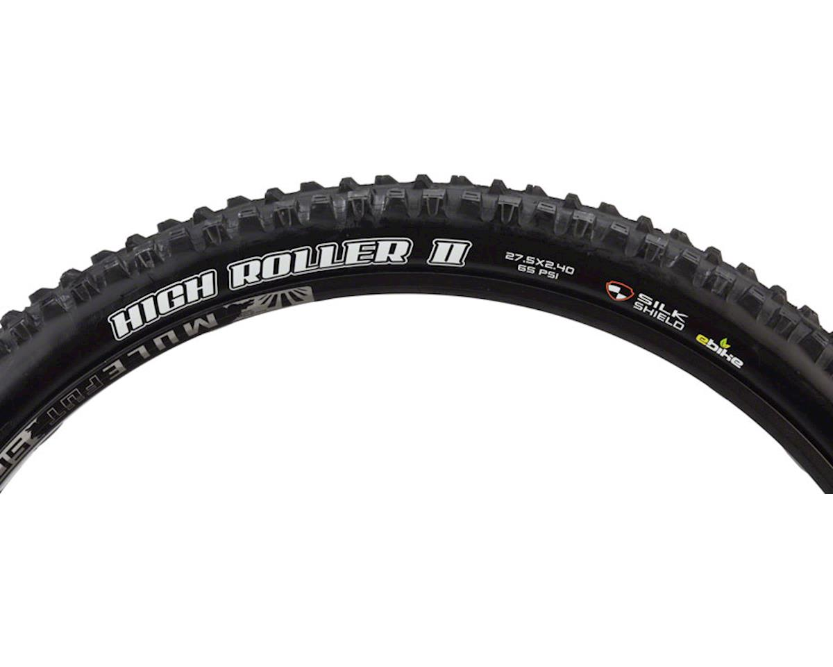 Maxxis High Roller II Single Compound Tire (WT) (SilkShield) (27.5 x 2.40)