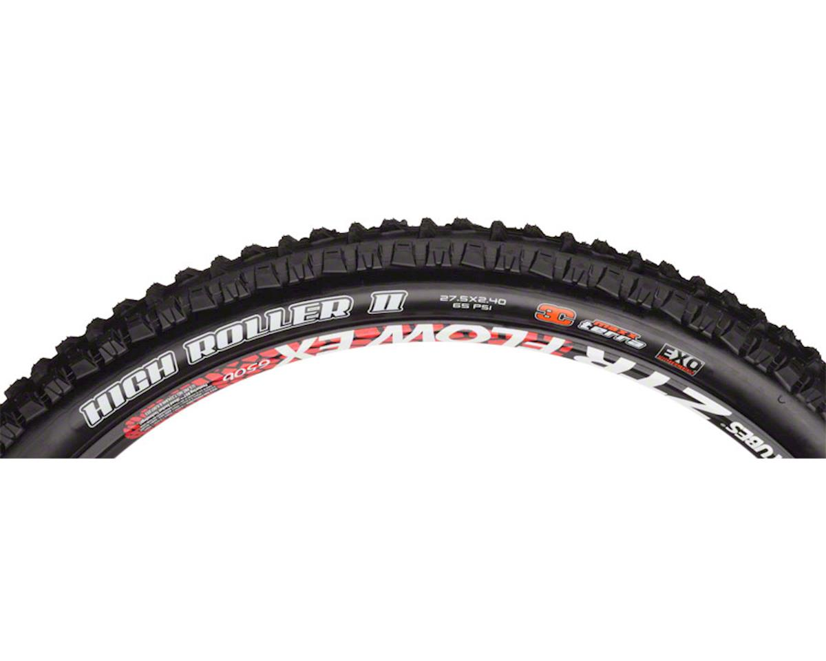"Maxxis High Roller II 27.5"" MaxxTerra MTB Tire (3C/EXO) (27.5 x 2.40"")"