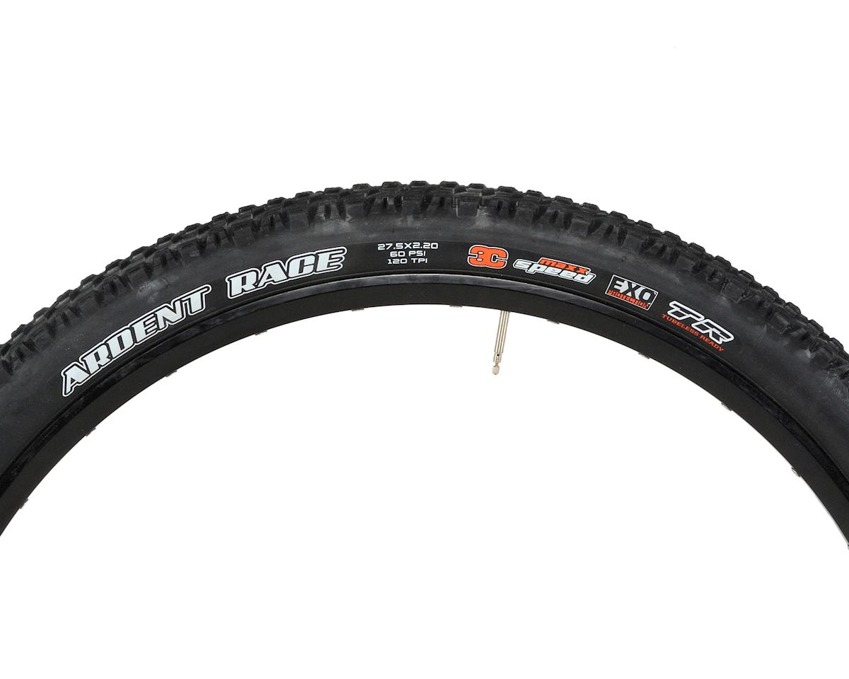 "Maxxis Ardent 27.5"" Tubeless Ready Race Tire 3C Exo (27.5 x 2.2)"