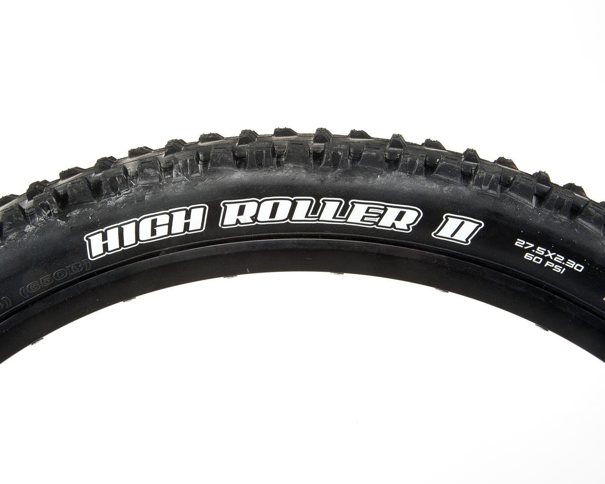 Image 1 for Maxxis High Roller II Dual Compound Tire (EXO/TR) (27.5 x 2.30)