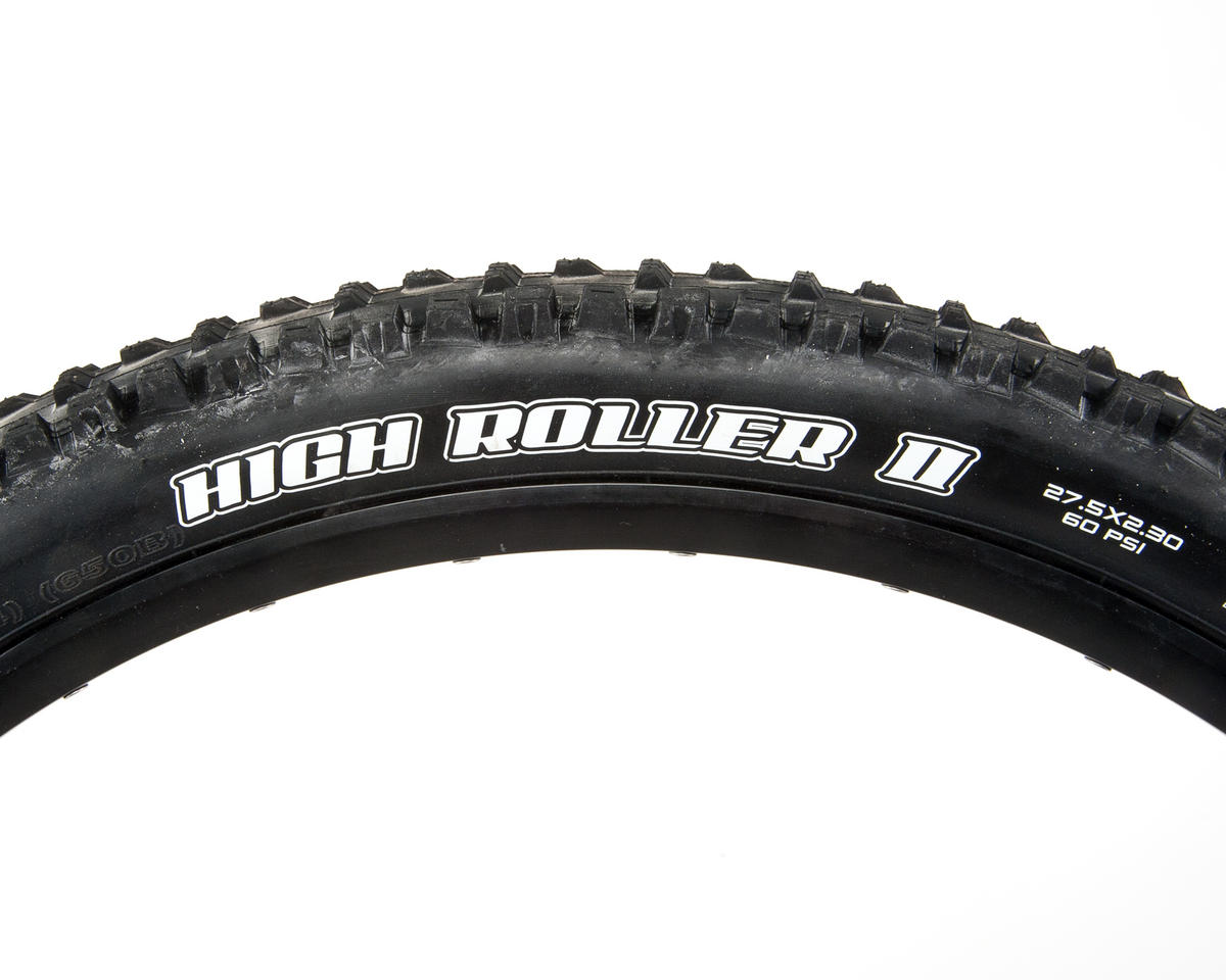 Maxxis High Roller II Dual Compound Tire (EXO/TR) (27.5 x 2.30)