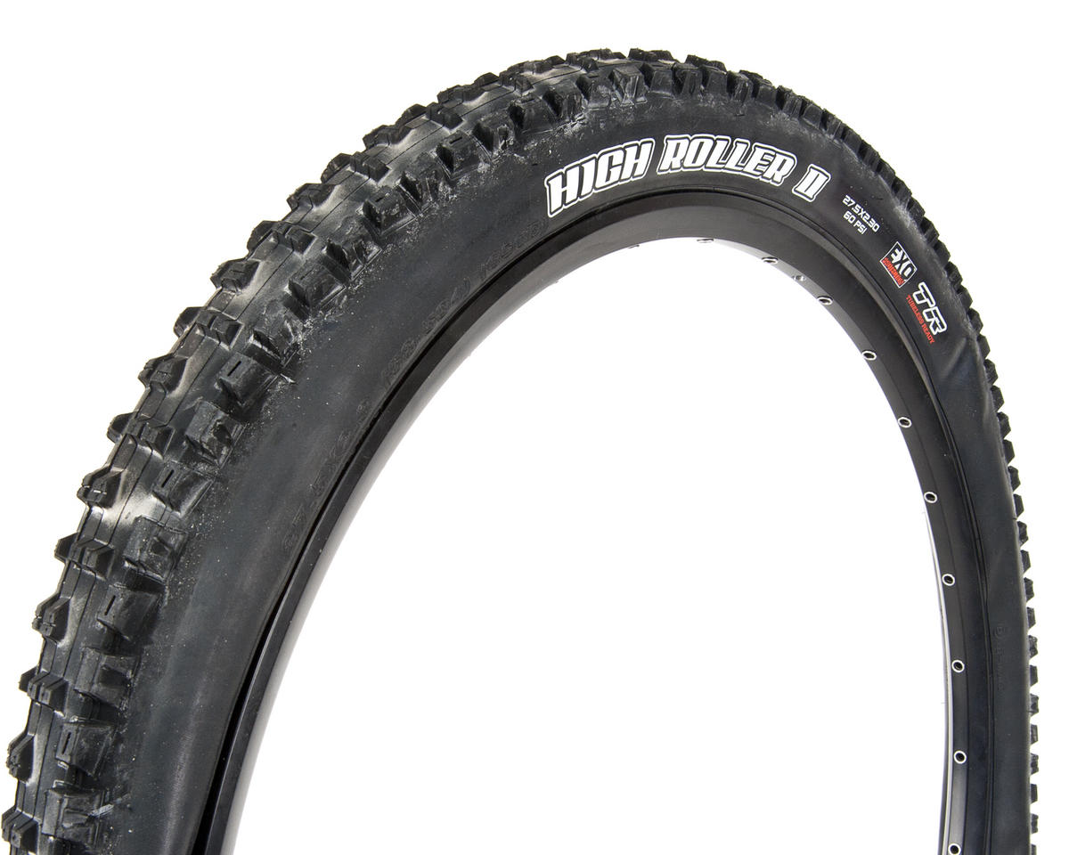 Image 2 for Maxxis High Roller II Dual Compound Tire (EXO/TR) (27.5 x 2.30)