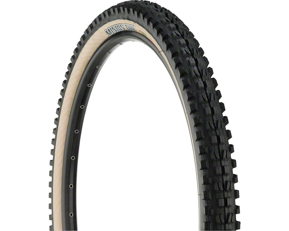 Maxxis Minion DHF MaxxTerra MTB Tire (3C/EXO/TR/Skinwall) (27.5 x 2.3)