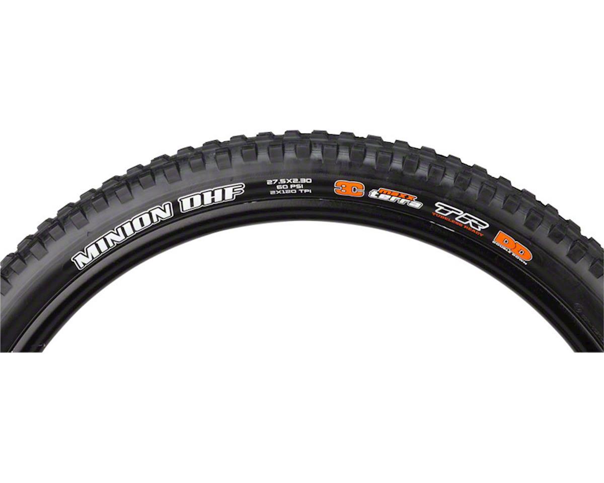 Maxxis Minion DHF MaxxTerra MTB Tire (3C/TR/DD) (27.5 x 2.30)