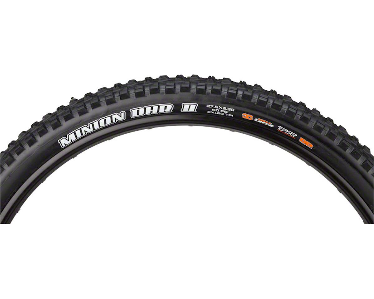 Maxxis Minion DHR II Tire (27.5 x 2.30) (Maxx Terra Compound) (Triple Compund)