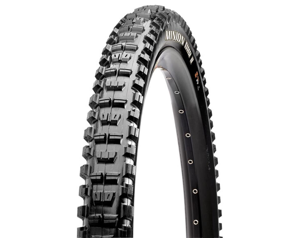 "Maxxis Minion DHR II 27.5"" EXO Tubeless Tire (3C Maxx Terra) (27.5 x 2.4)"