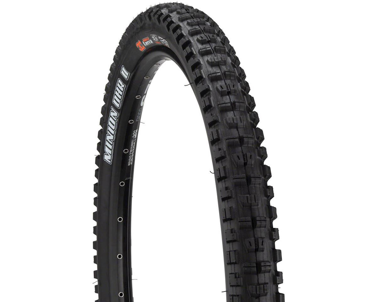 Maxxis Minion DHR II Wide Trail Tubeless Tire (27.5 x 2.4) (Triple Compund)