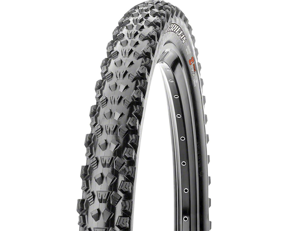 Maxxis Griffin Tire (27.5 x 2.4) (Steel Bead) (Super Tacky)