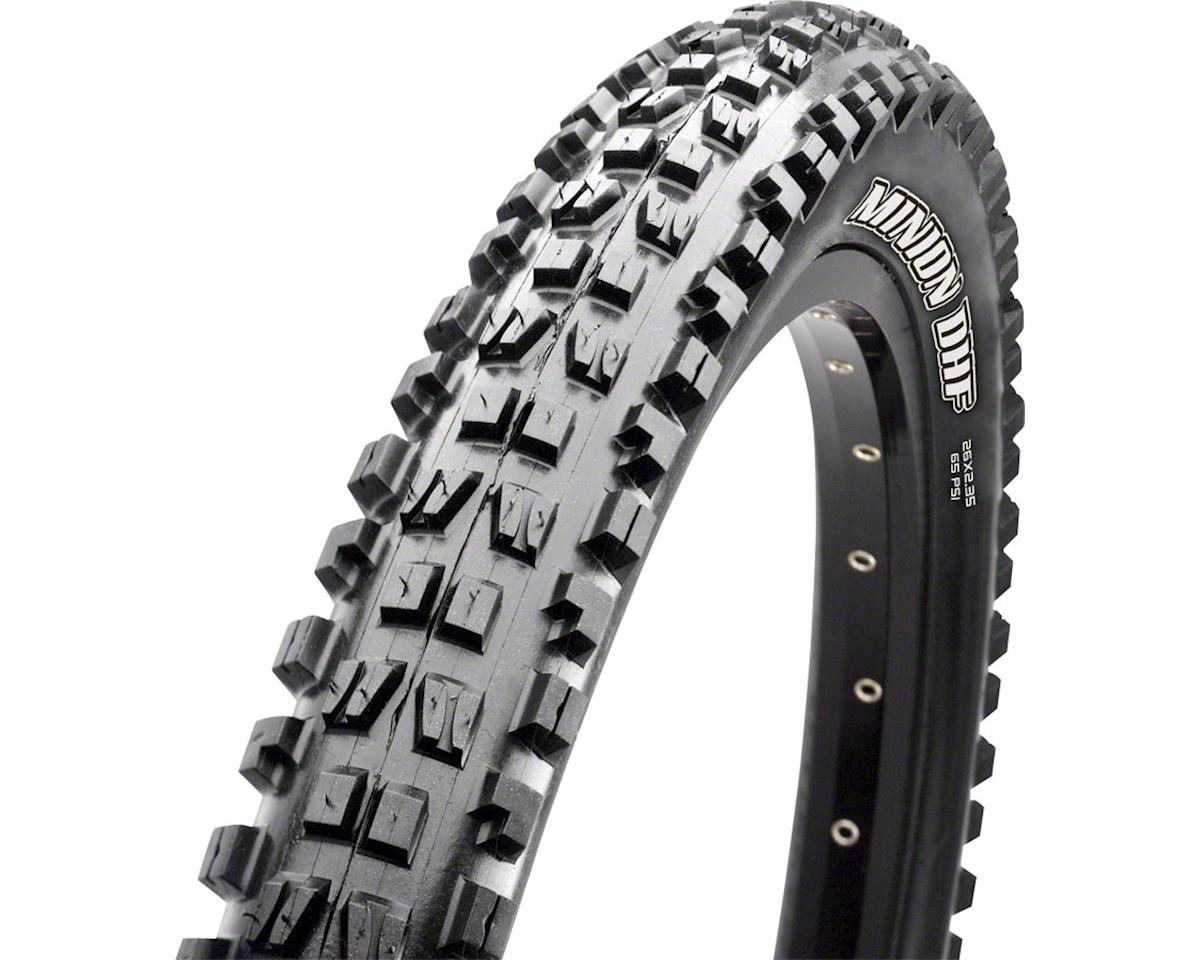 Image 1 for Maxxis Minion DHF MaxxGrip Tire (WT) (3C/TR/DD) (27.5 x 2.50)