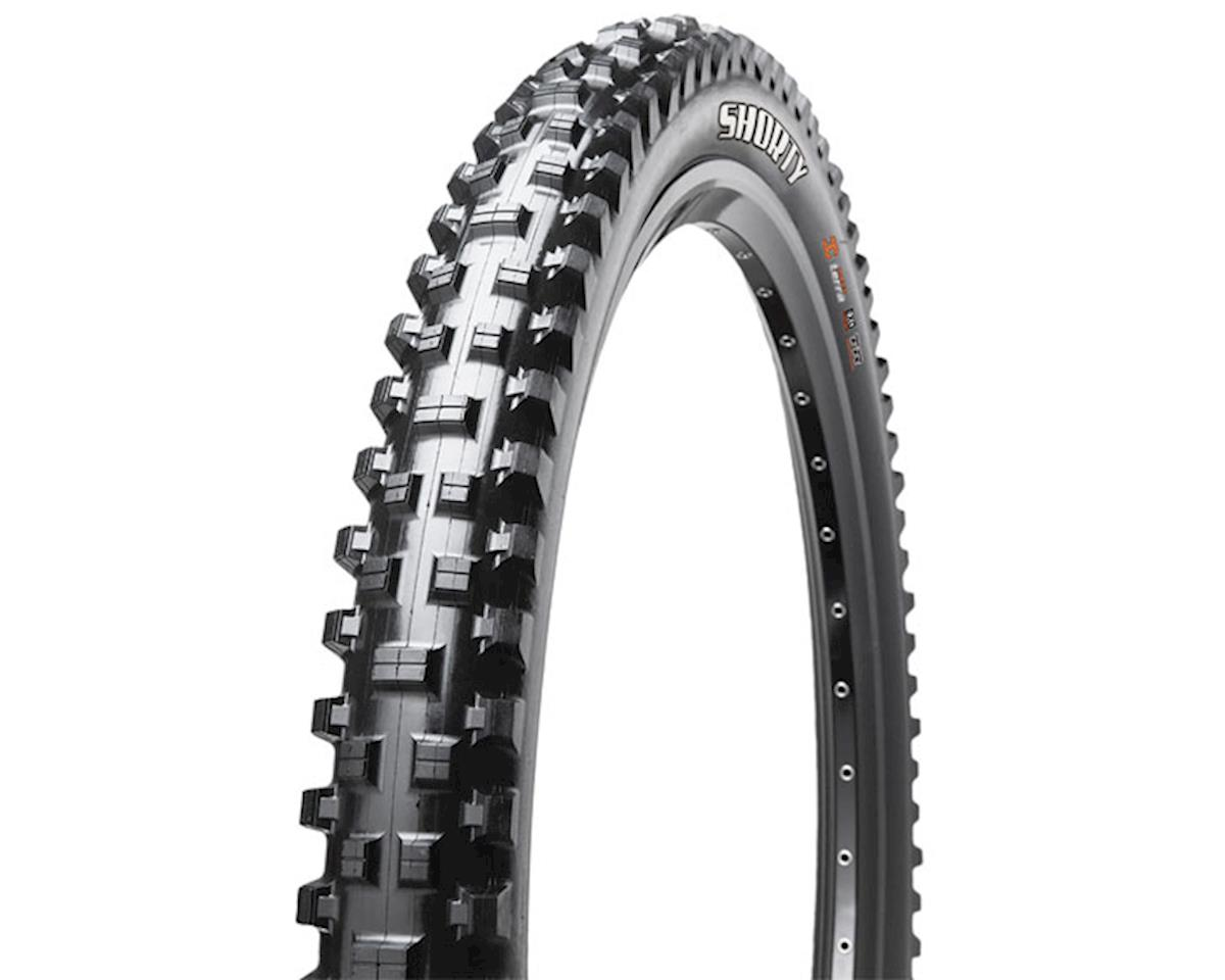 Maxxis Shorty K Tubeless Wide Trail Tire (27.5 x 2.5) (Triple Compund) (DD)