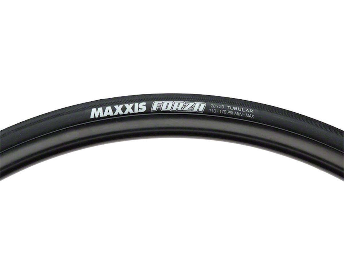 Maxxis Forza Tubular Dual Compound Tire (SilkWorm) (700 x 23)
