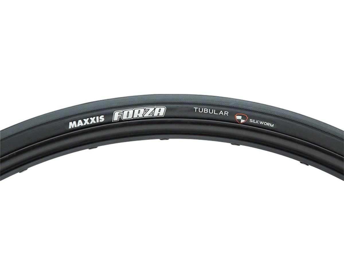 Maxxis Forza Tubular Dual Compound Tire (SilkWorm) (700 x 25)
