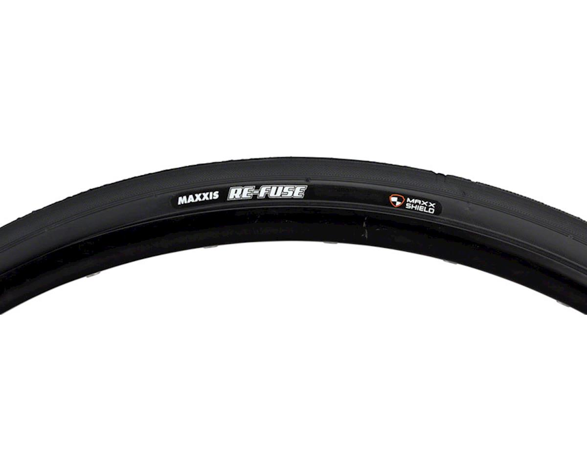 Maxxis Refuse Single Compound MaxxShield Road Clincher Tire (Folding) (700 x 28)