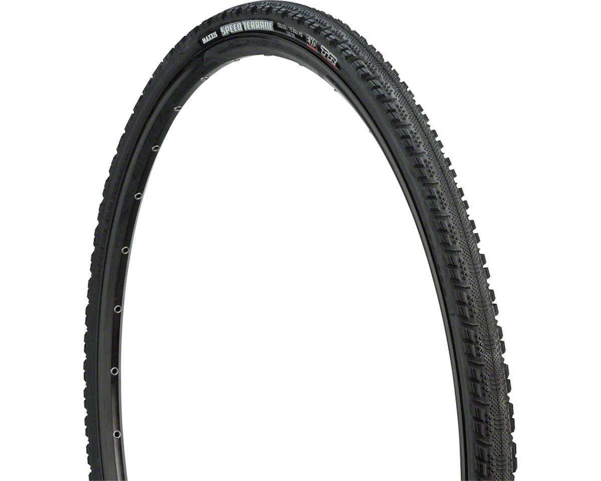 Maxxis Speed Terrane Tubeless Tire (700 x 33) (Carbon Folding) (Dual Compound)