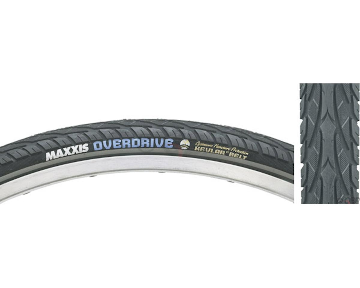 Maxxis Overdrive Single Compound Tire (27.5 x 1.65) (Wire) (Silk Worm)
