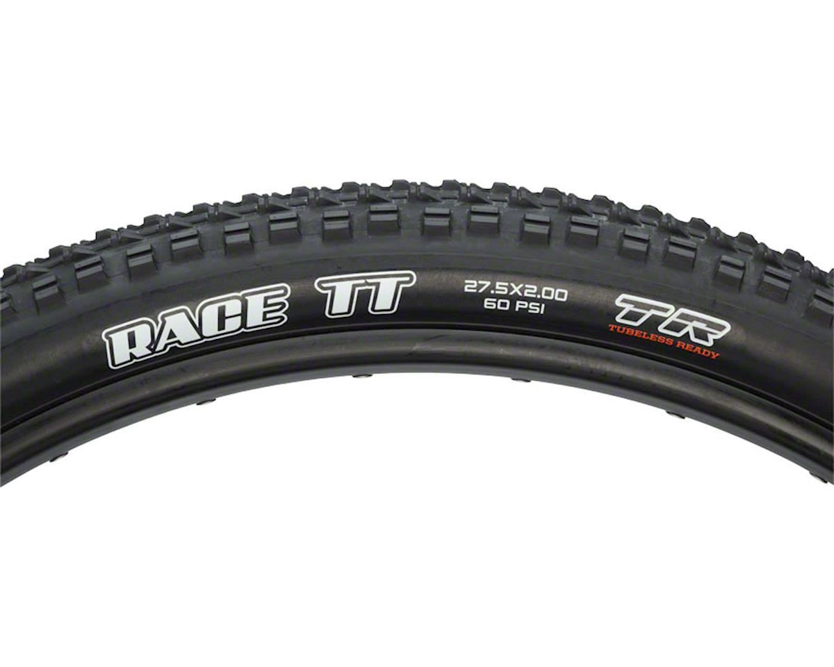 Maxxis Race TT Tubeless Tire (27.5 x 2.0) (Folding) (Dual Compound)