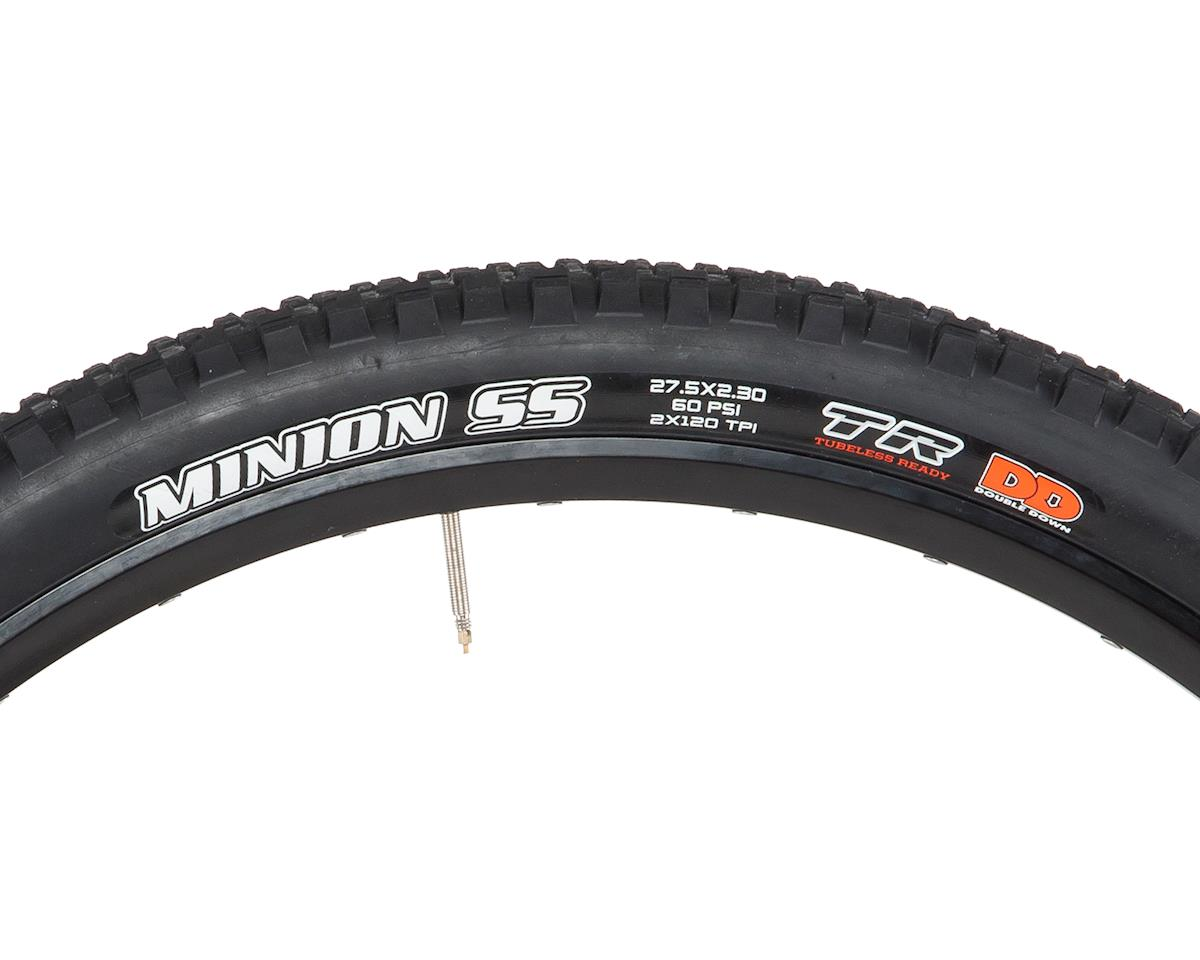 Image 4 for Maxxis Minion SS Dual Compound Tire (TR/DD) (27.5 x 2.30)