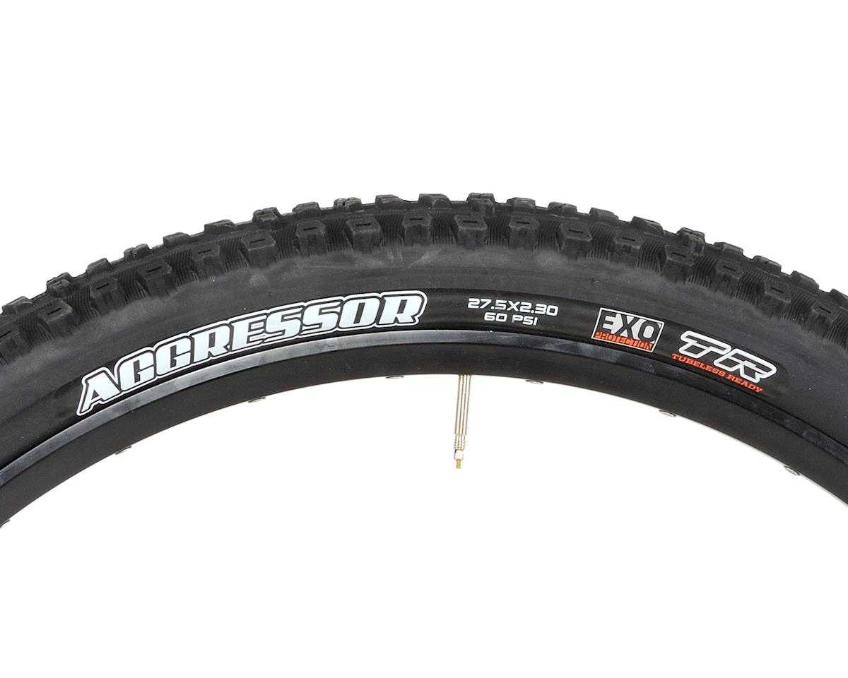 "Maxxis Aggressor 27.5"" Tubeless Tire (Dual Compound) (27.5 x 2.3)"