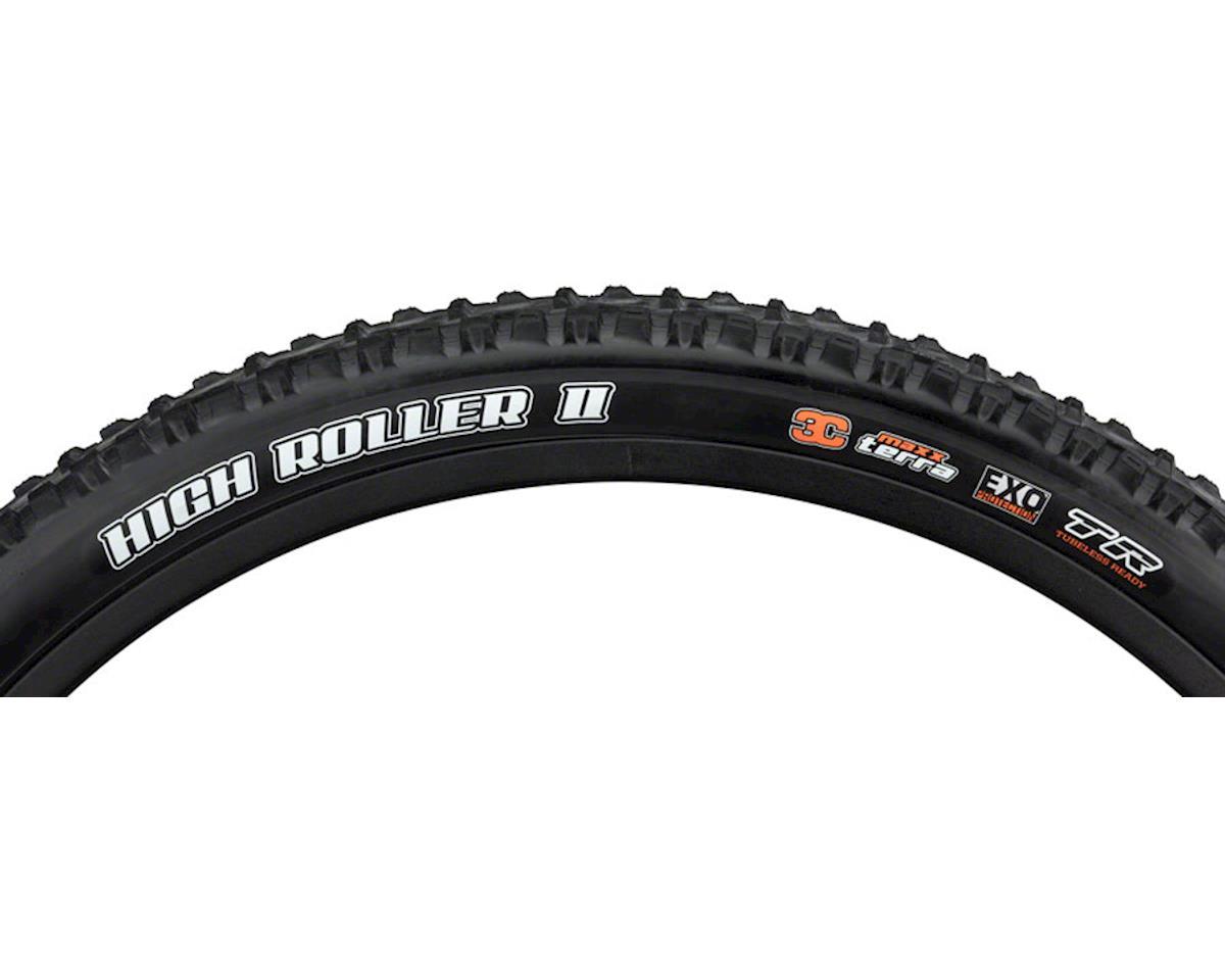 Image 3 for Maxxis High Roller II MaxxTerra Tire (WT) (3C/EXO/TR) (27.5 x 2.40)