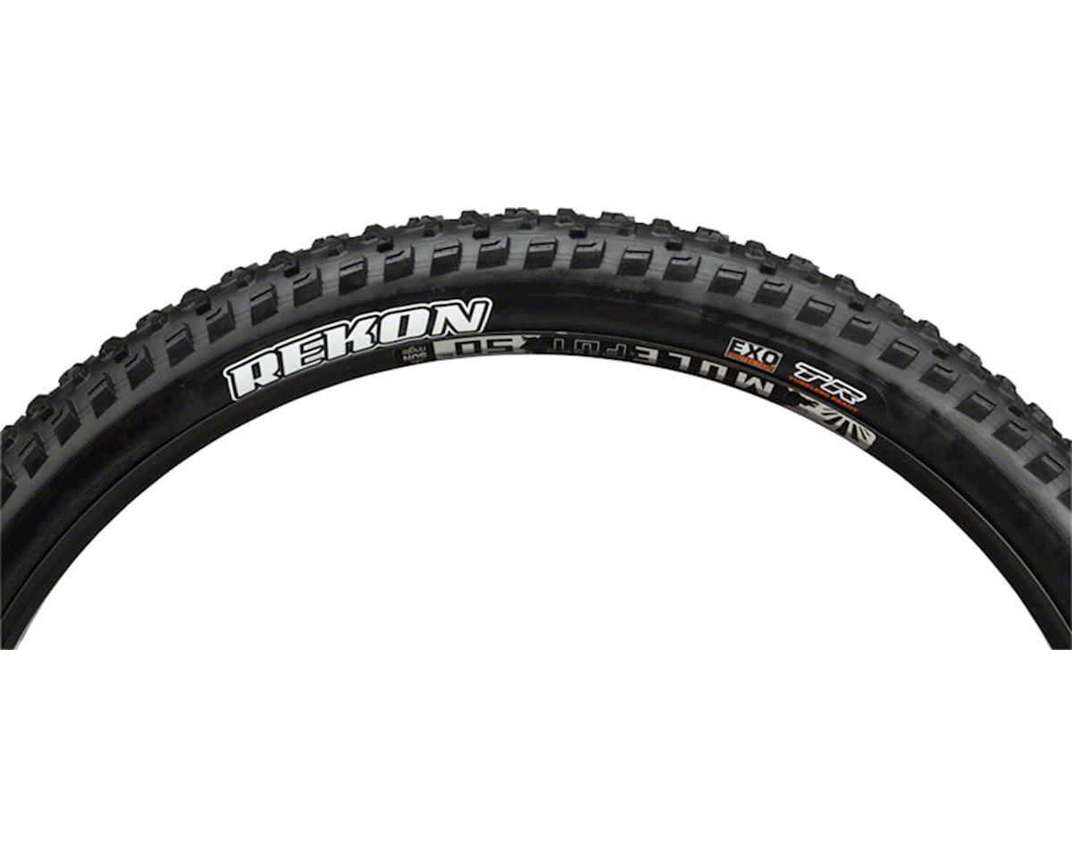Maxxis Rekon Dual Compound MTB Tire (EXO/TR) (27.5 x 2.6 WT)